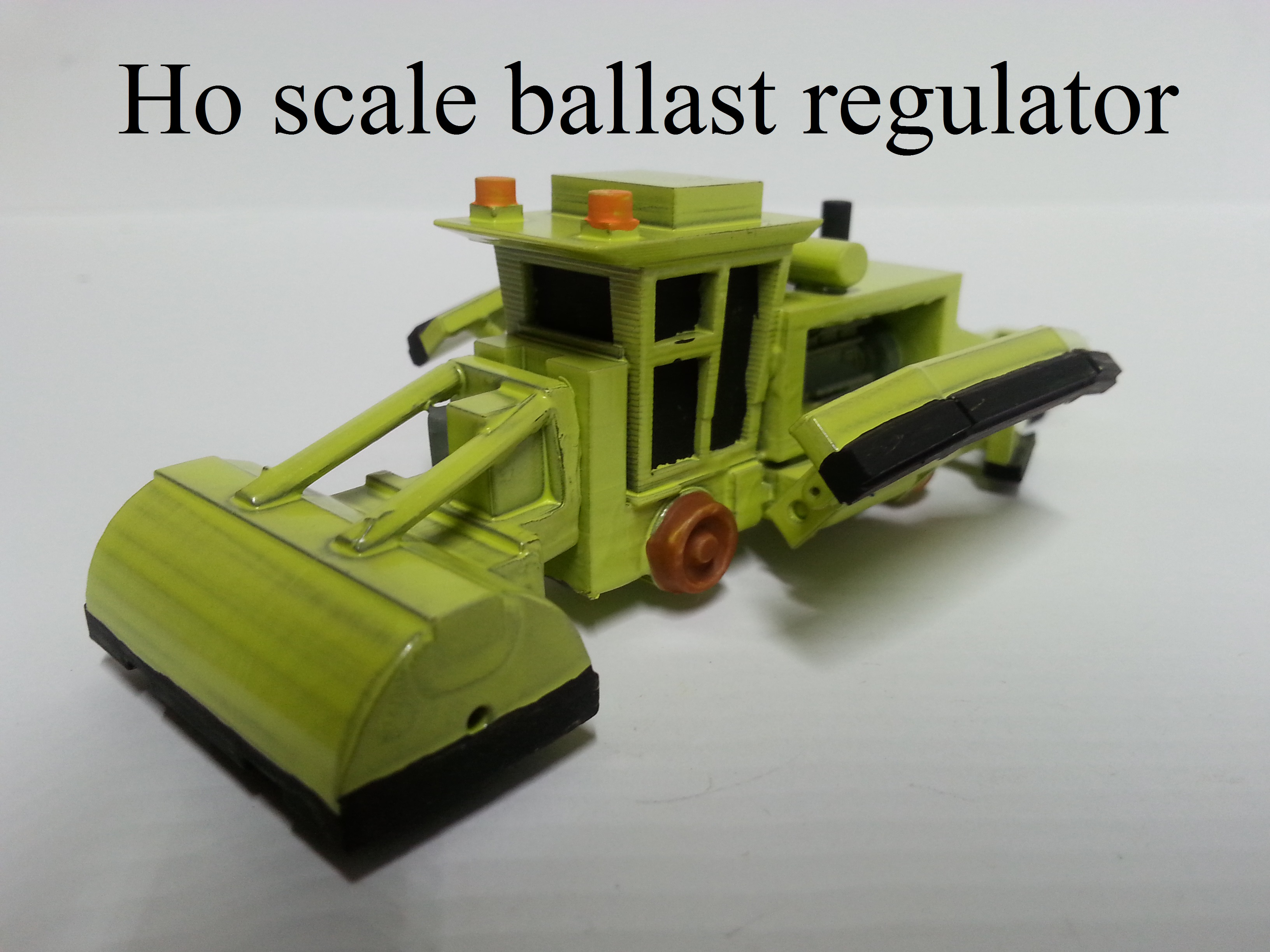 Ho scale ballast regulator