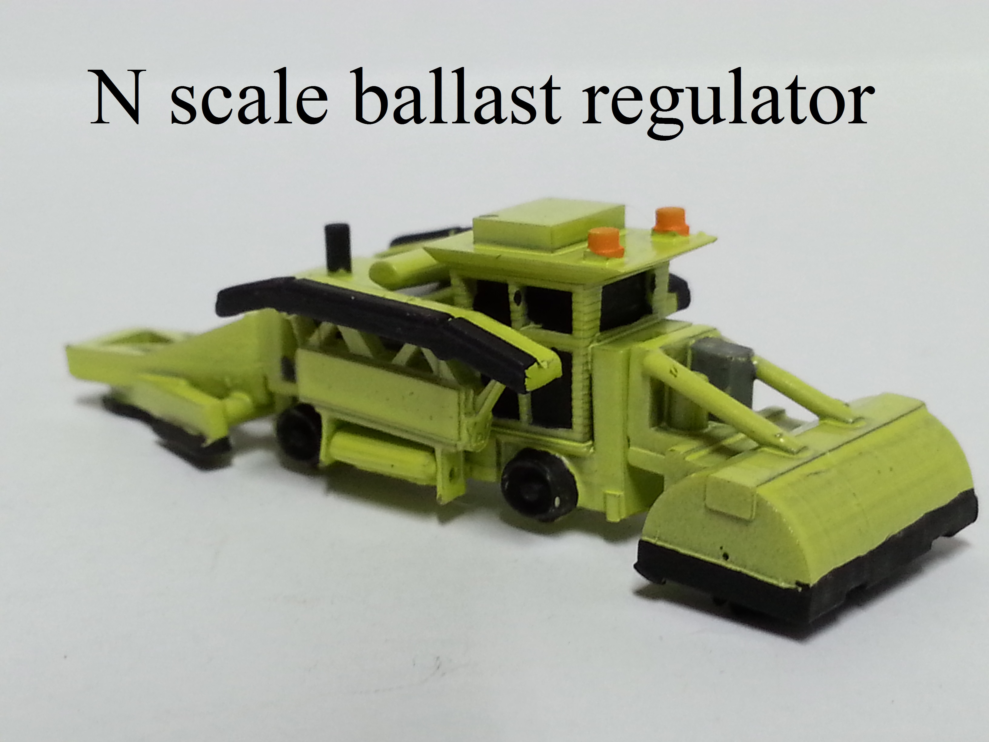 N scale ballast regulator