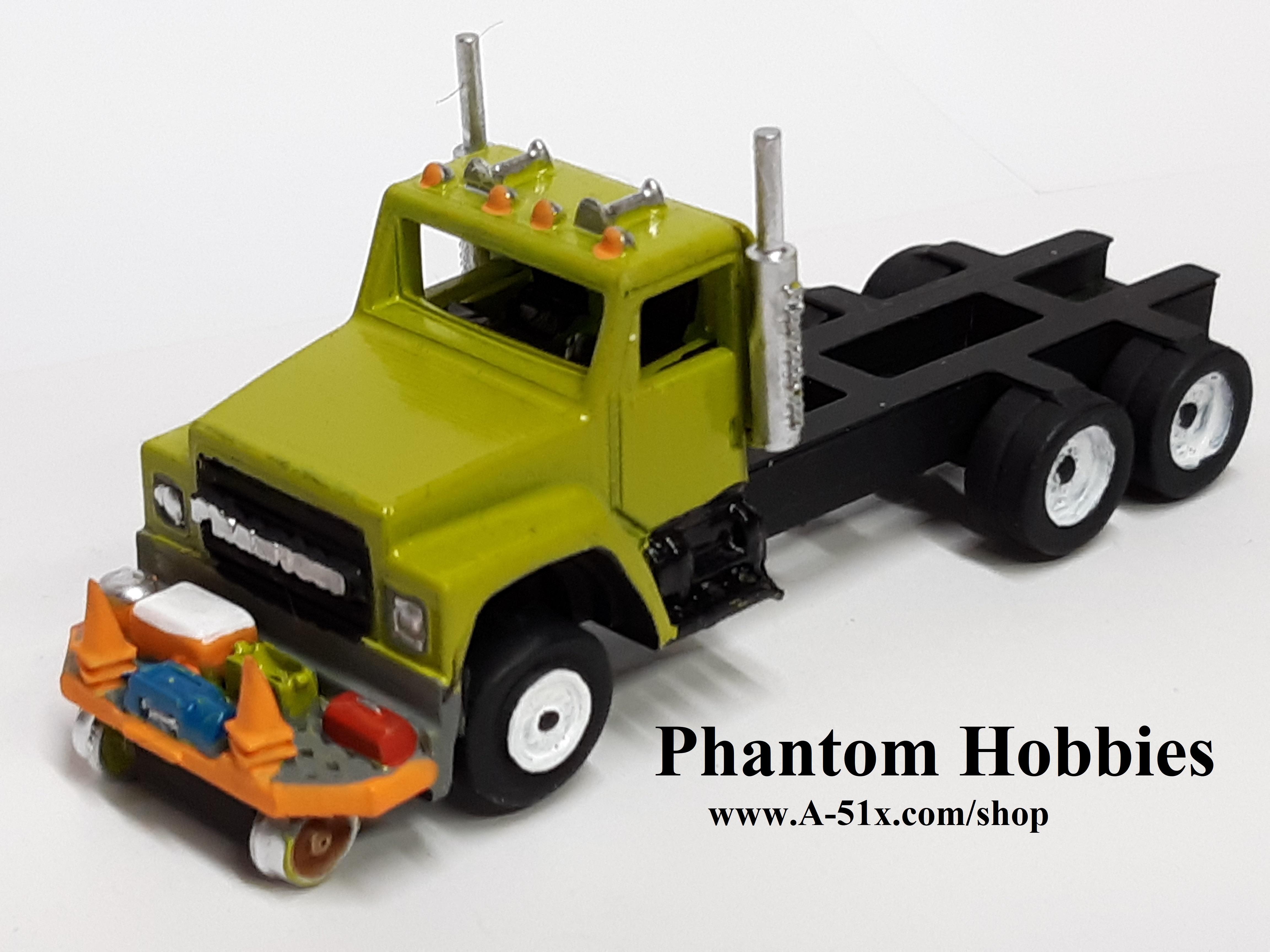 Ho scale 2 Door M of W project truck