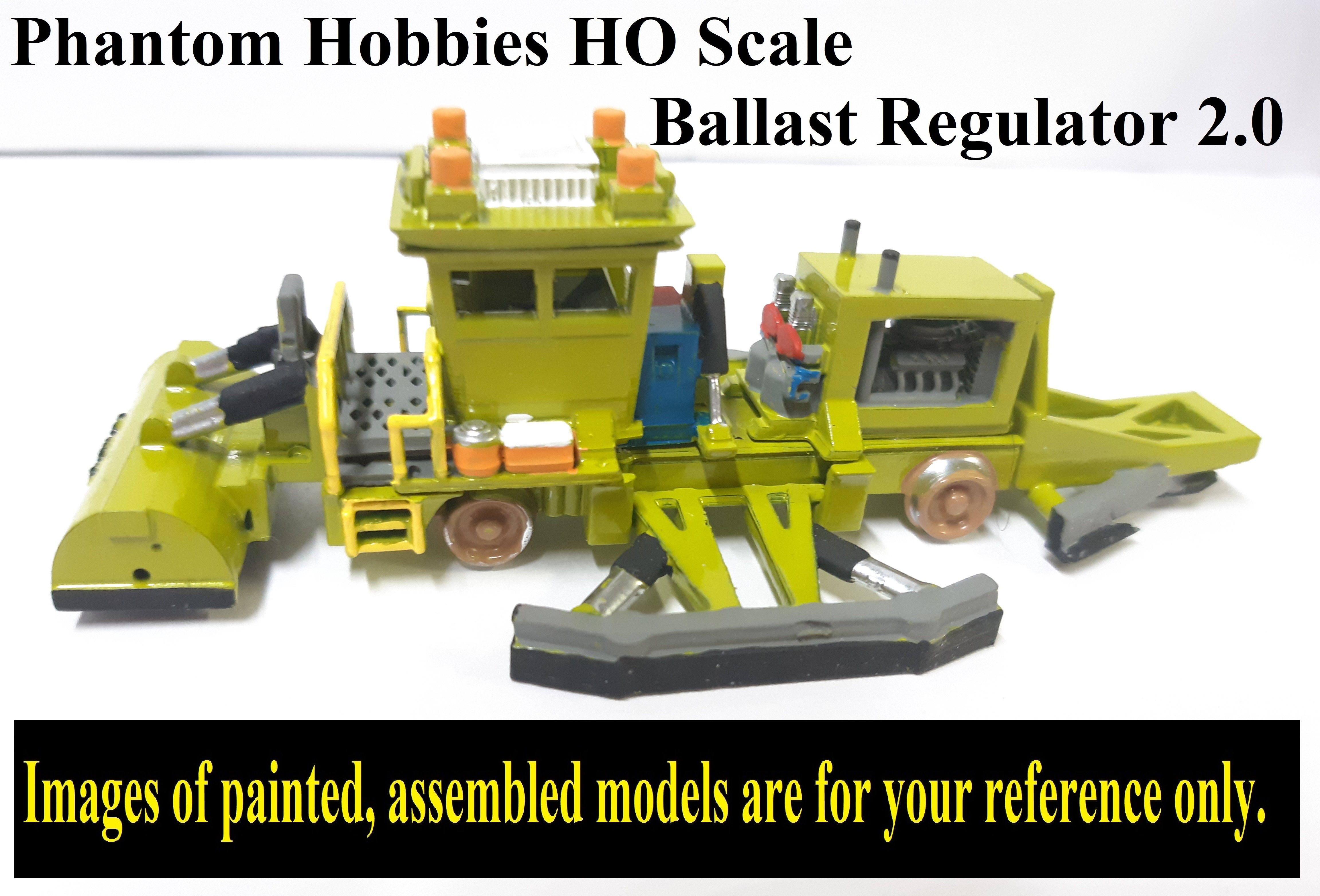 Ho scale ballast regulator 2