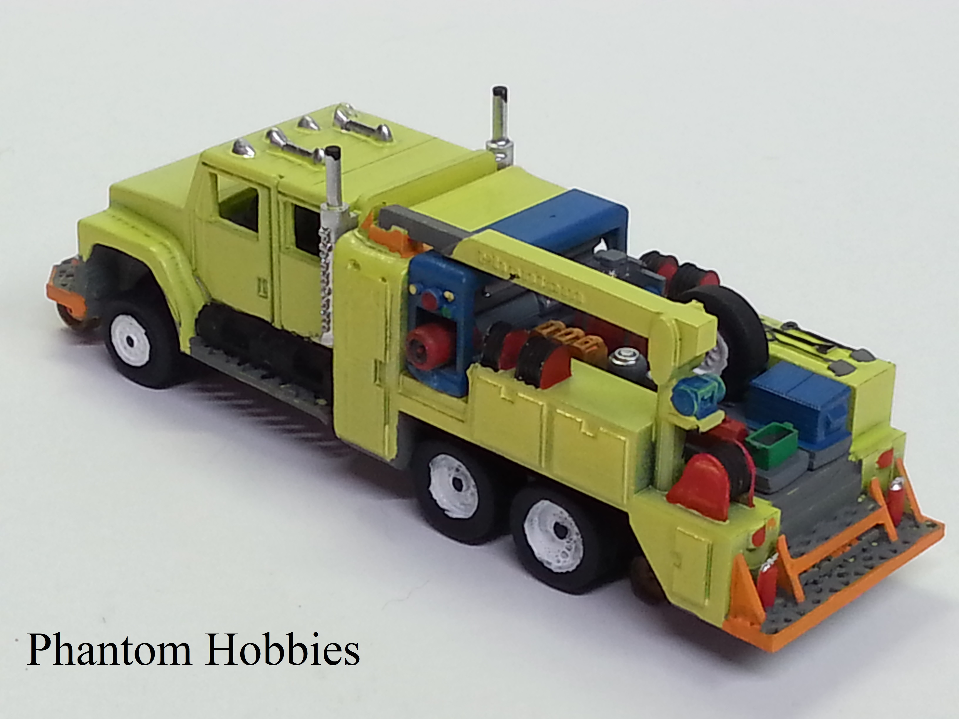 Ho scale Block Truck