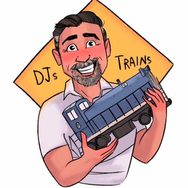 DJ's trains  DJsTrains.com