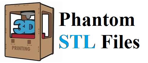 STL Files For 3D printing